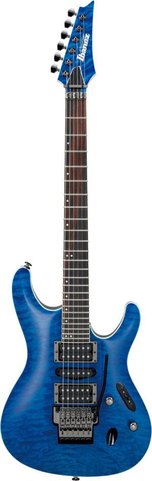 BANEZ S-Serie Prestige E-Gitarre Made in Japan Natural Blue + Bag