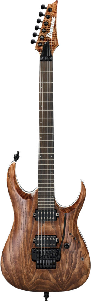 IBANEZ Axion Label RGA Guitar 6 String Antique Brown Stained Low Gloss
