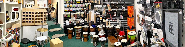 Musikhaus Karami: Musikinstrumente-Geschäft | Hamburg-Blankenese
