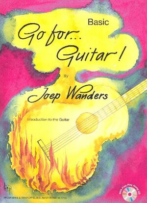 Basic go for Guitar (+CD) Introduction to the Guitar