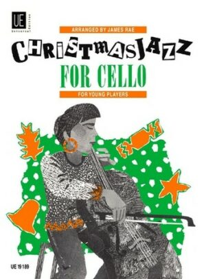 Christmasjazz for cello for young players