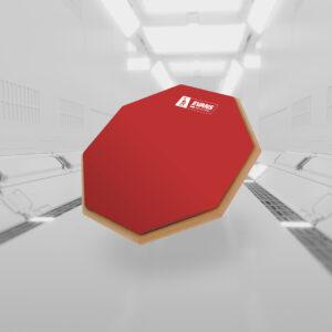 RF12G-RED RealFeel by Evans Übungs-Pad, 12 Zoll