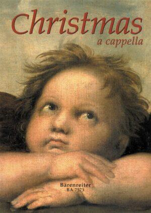 Christmas a cappella Weihnachtslieder für gem Chor Partitur (dt/en)
