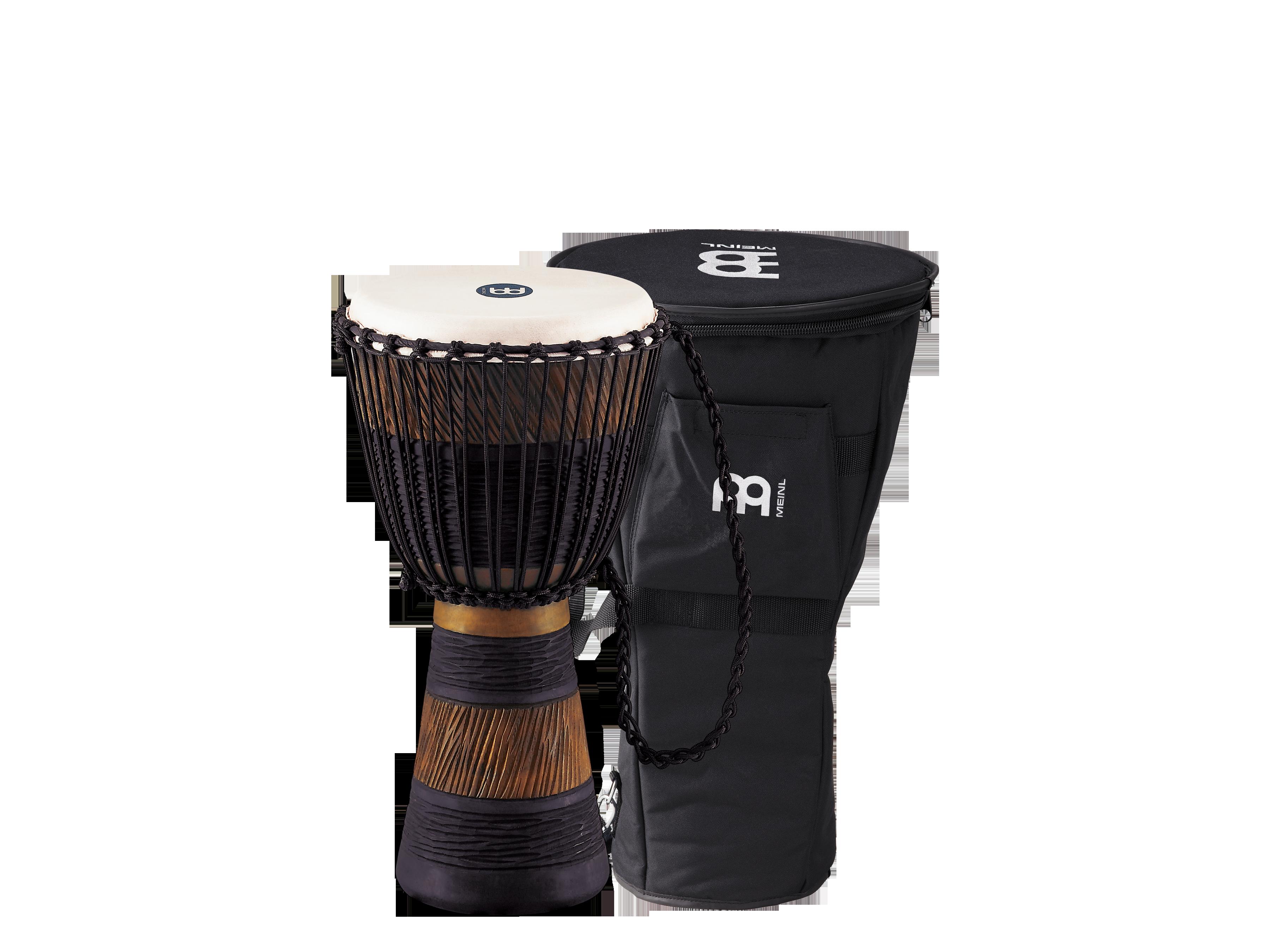 MEINL Percussion Earth Rythm Serie Djembe inkl. Tasche