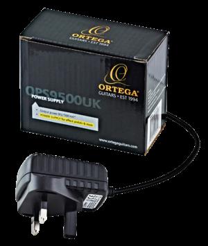 ORTEGA Netzstecker 3m Kabel, 9V/500MA UK / CE Zertifiziert