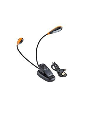 ORTEGA music light single head wiederaufladbar per USB