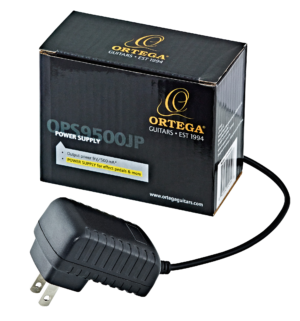 ORTEGA Netzstecker 3m Kabel, 9V/500MA Japan/PSE Zertifiziert