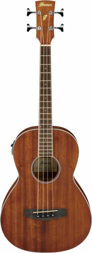 IBANEZ PNB Series Akustik Bass 4 String Open Pore Natural Mahagoni
