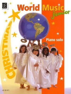 World music junior christmas for piano solo
