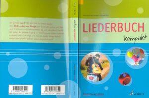Hügel, Petra Liederbuch kompakt songbook Melodie/Texte/Akkorde Din A6