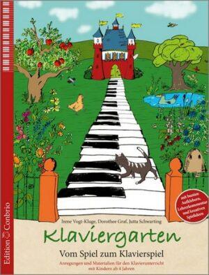 Vogt-Kluge, Irene Klaviergarten - Vom Spiel zum Klavierspiel