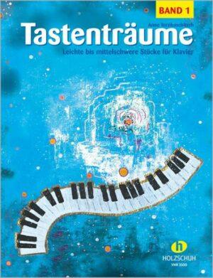 Tastenträume Band 1 für Klavier