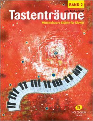 Tastenträume Band 2 für Klavier