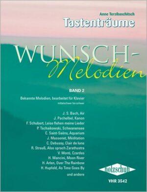 Tastenträume - Wunschmelodien Band 2 für Klavier