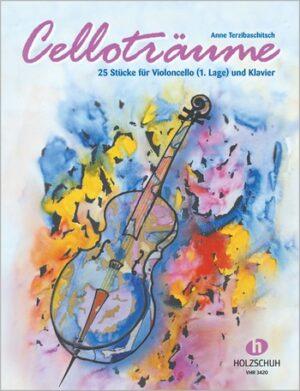 Celloträume für Violoncello (1. Lage) und Klavier