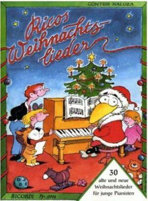 Ricos Weihnachtslieder für Klavier