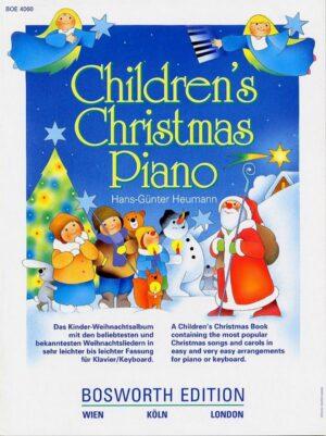 Children's Christmas Piano das Kinder-Weihnachtsalbum , für Klavier/Keyboard