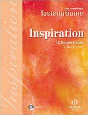 Tastenträume - Inspiration (+CD) für Klavier