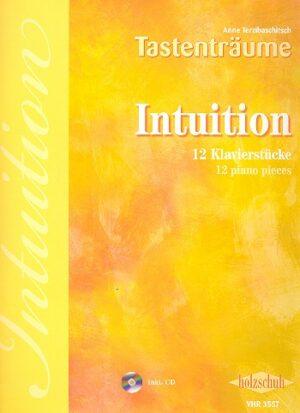 Tastenträume - Intuition (+CD) für Klavier