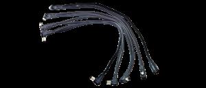 ORTEGA 8-fach DC Stromverteilerkabel