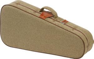 IBANEZ Formtasche mit Tweed-Bezug Mandoline für Mandolinen