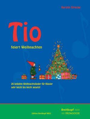 Tio feiert Weihnachten für Klavier