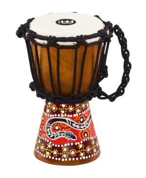 MEINL Percussion African Style Mini Djembe Python Design