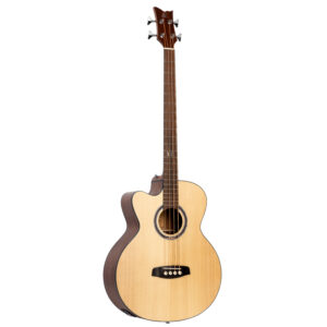 ORTEGA Deep Series 5 Akustikbass 4 String Lefty