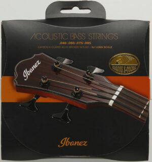 IBANEZ Saiten Set für Akustik Bass 4 String .040 / .060 / .075 / .095 80/20 Bronze