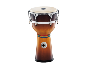 "MEINL Percussion Floatune Serie Djembe 12"" Gold Amber Sunburst matt"