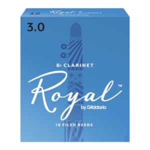 Rico Royal Bb-Klarinettenblätter