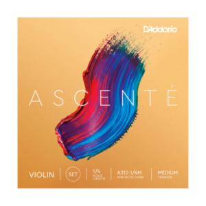 D'Addario Ascenté Geigensaitensatz