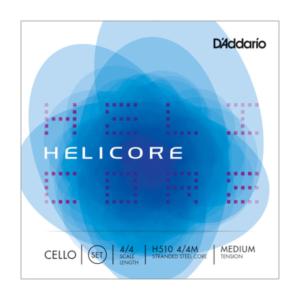 D'Addario Helicore Cello-Saiten 4/4