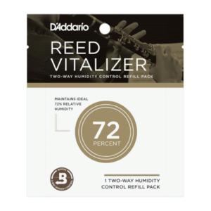RV0173 Rico Reed Vitalizer Luftfeuchtigkeitskontrolle - Einzelnachfüllpackung, 73 % Luftfeuchtigkeit