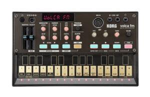 KORG Synthesizer, digital, volca fm, FM-Tonerzeugung, Sequenzer