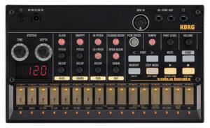 KORG Synthesizer, analog, volca beats, Drum Computer, Sequenzer