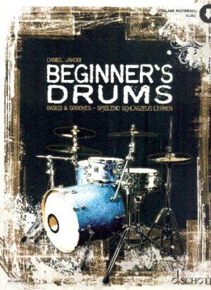 Jakobi, Daniel Beginner's Drums (+Online Material) für Schlagzeug (dt)