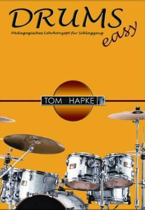 Hapke, Tom Drums easy Band 1 für Pad und Schlagzeug