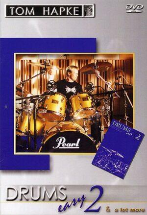 Hapke, Tom Drums easy Band 2 DVD pädagogisches Lernkonzept für Pad und Schlagzeug