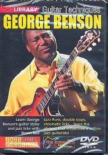 Bull, Stuart George Benson Guitar Techniques DVD