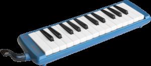 HOHNER Melodica, Student 26, blau
