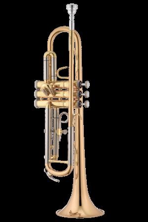 JUPITER Bb Trompete, Goldmessing, lackiert