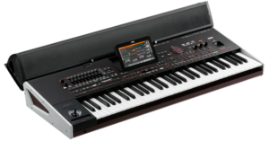 KORG Entertainer Keyboard, Paket, Pa4X61 inklusive PaAS