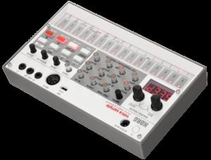 KORG Synthesizer, digital, volca sample, Sampler, mit Sequenzer