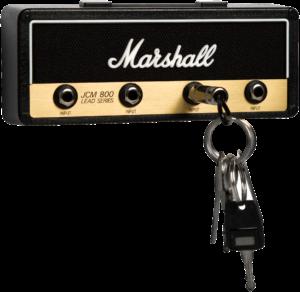MARSHALL Schlüsselbrett, Jack Rack, JCM800, standard