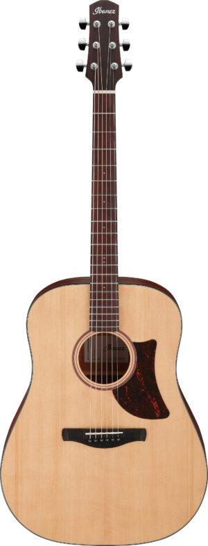 IBANEZ Advanced Acoustic Serie Grand Dreadnought Akustik Gitarre 6 String Open Pore Natural