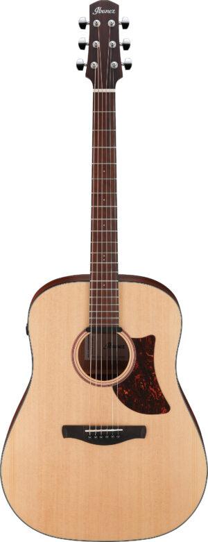 IBANEZ Advanced Acoustic Serie Grand Dreadnought Akustik Gitarre 6 String + Preamp Open Pore Natural