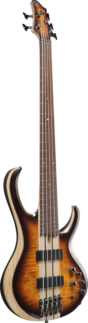 IBANEZ BTB Serie E-Bass 5 String Dragon Eye Burst Low Gloss