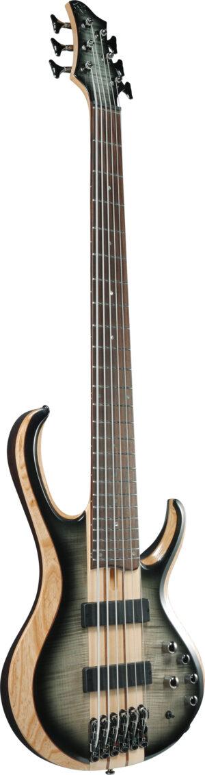 IBANEZ BTB Serie E-Bass 5 String Charcoal Black Burst