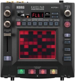 KORG Synthesizer, digital, KAOSS PAD KP3+, DJ Effekt, Pad